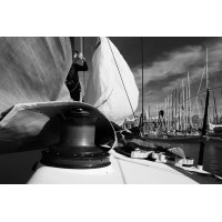 Winchs de marques Harken ou Selden I PepperSails Shop